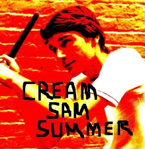 Cream Sam Summer