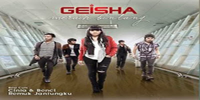Chord dan Lyric lagu Geisha - Cinta Dan Benci