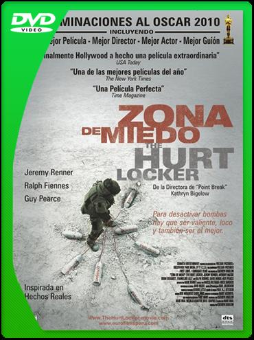 Zona de miedo (2008) DVDRip Latino
