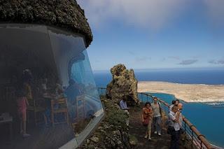 Mirador Del Rio on Lanzarote