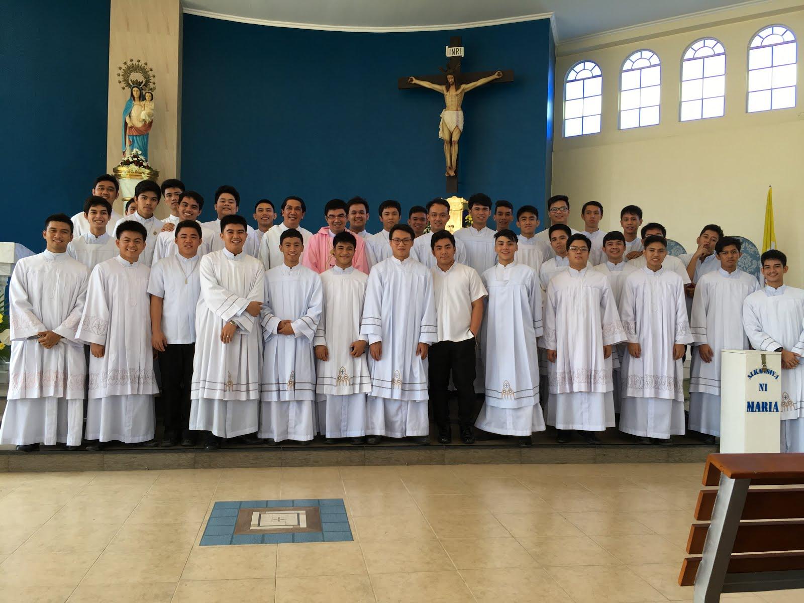 College Seminarians
