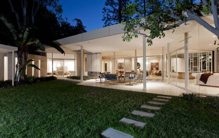 Modern Homes Los Angeles Top 2012 Mid Century Modern