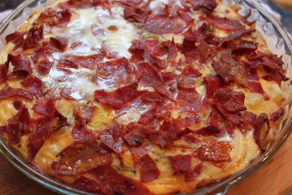 Breakfast Potato-and-Bacon Casserole Recipes — Dishmaps