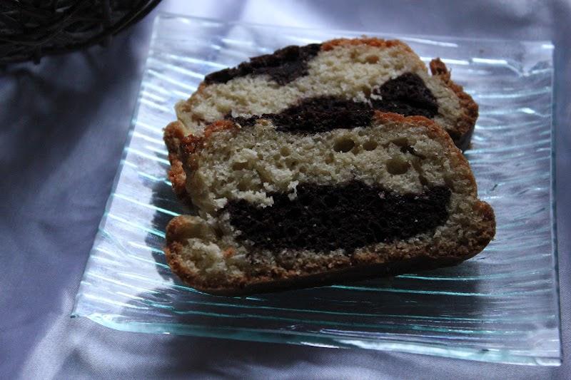 Cake Chocolat Amer Noix De Coco