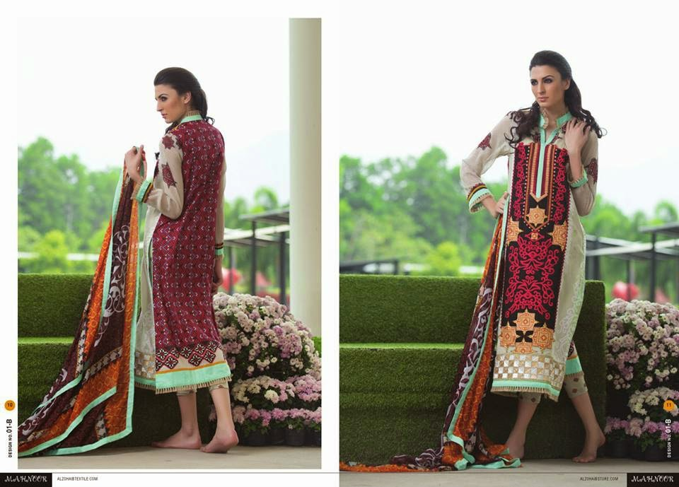 Colourful Spring Wear Collection 2015