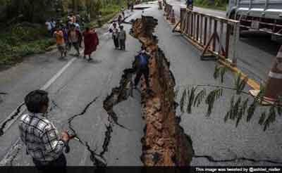 Gempa bumi 2015 di Nepal