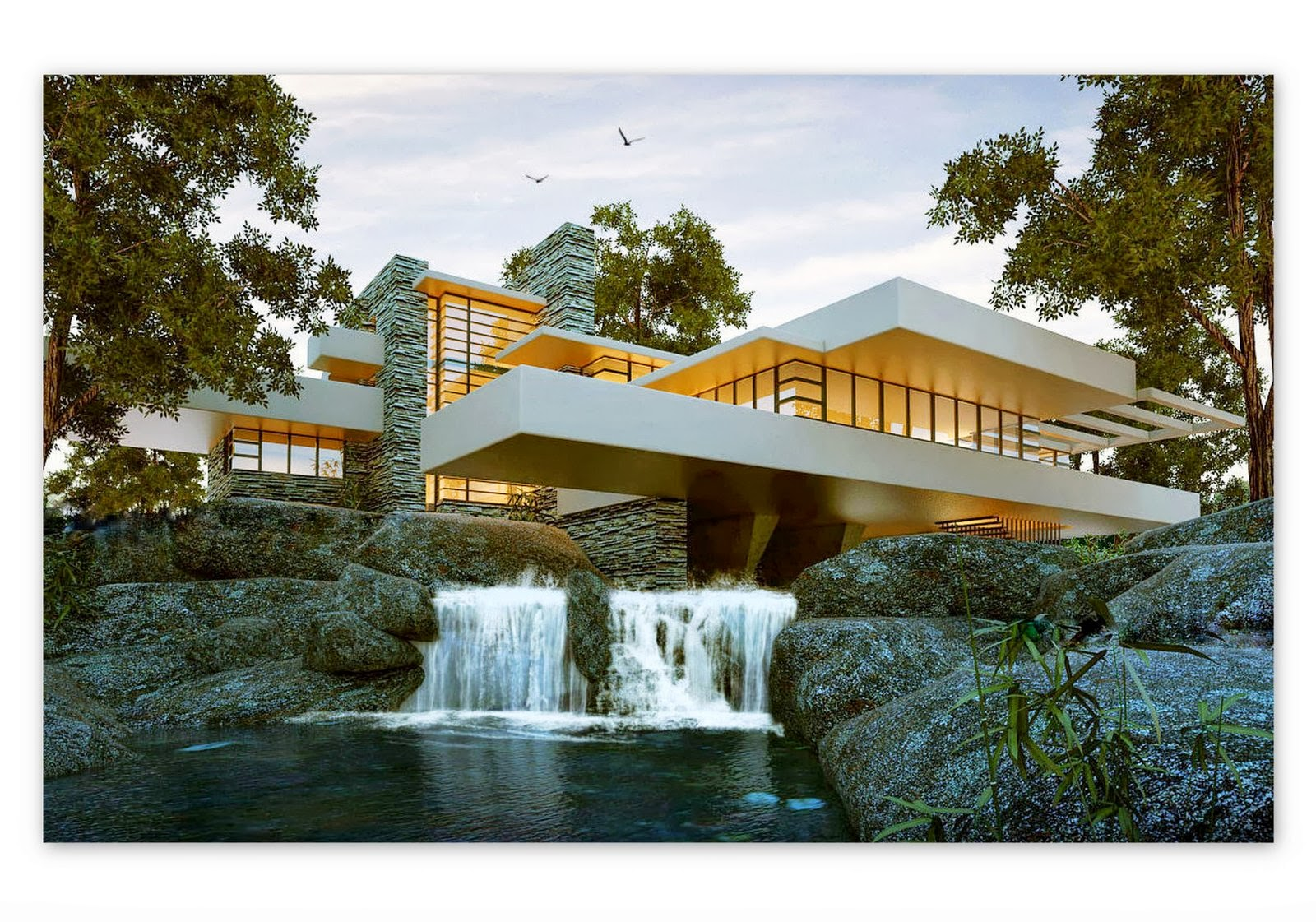 Living the Dreamsicle: June 8  Frank Lloyd Wright