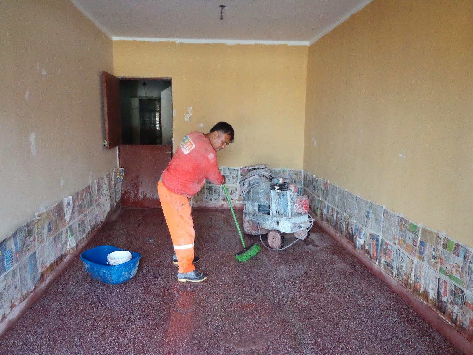 Mantenimiento limpieza terrazos losetas m rmol for Limpieza de marmol