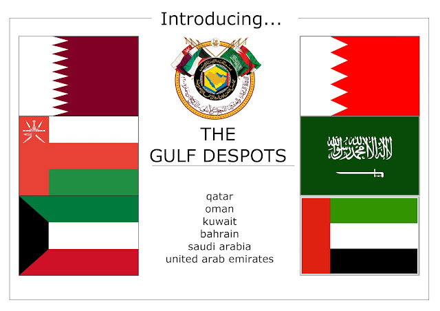 Introducing the Gulf State Despots: 10 Facts about Saudi Arabia GulfDespots 1