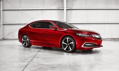 Honda, Acura, 2015, new cars