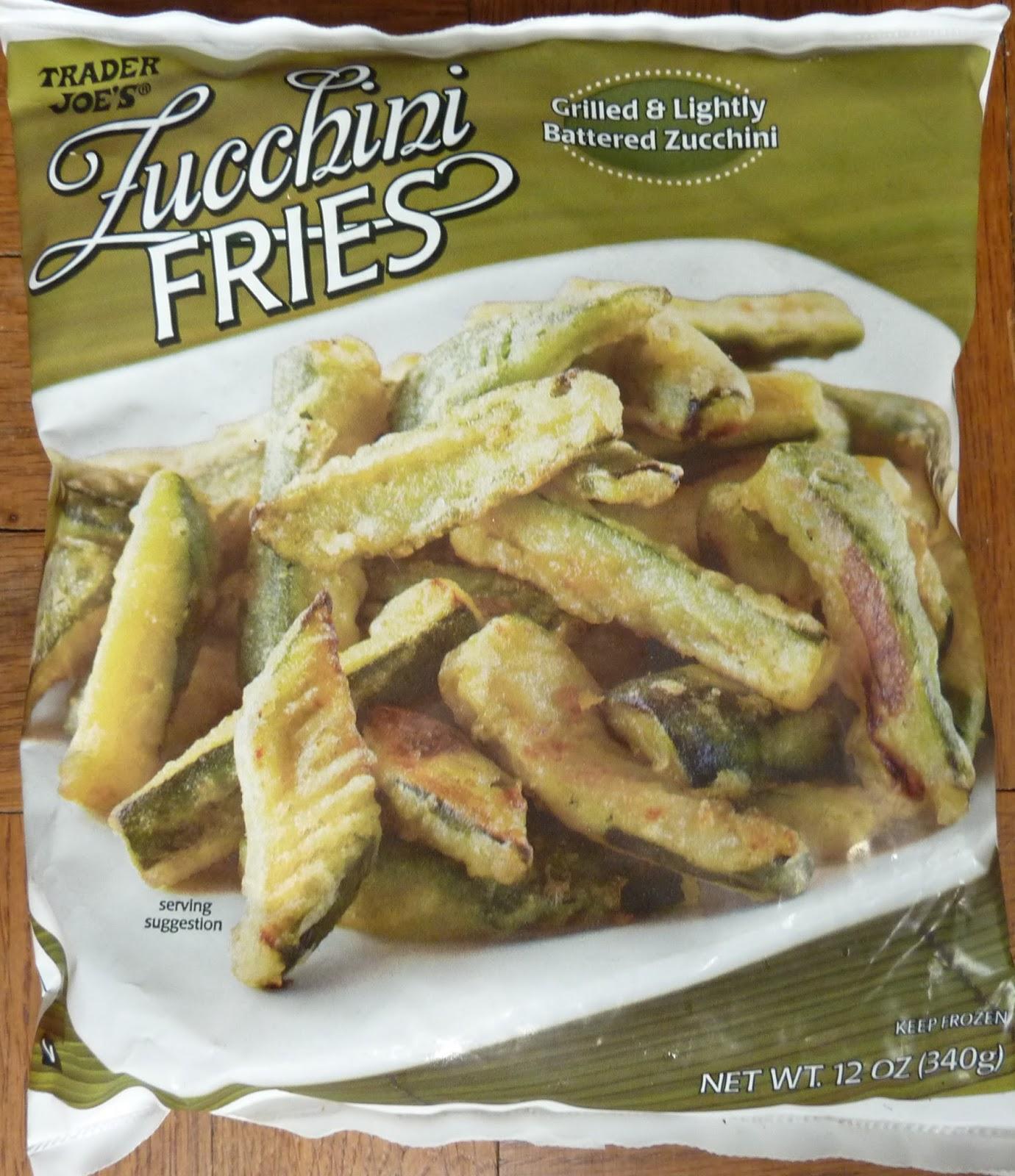 Whats Good at Trader Joes?Trader Joes Zucchini Fries