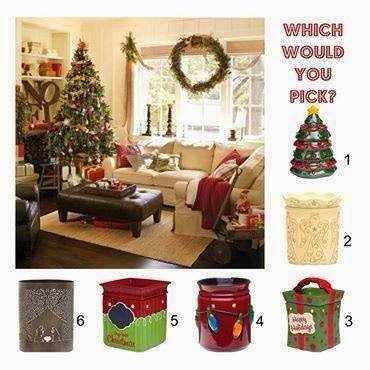 Christmas in July SALE! www.kande.scentsy.us