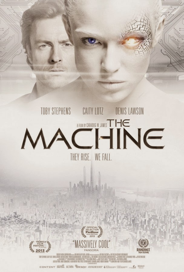 The Machine (2014)