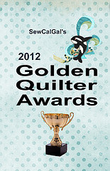 2012 Golden Quilter Awards