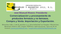COOPERATIVA NIVELES Y RAZANTES 2012 R. l.