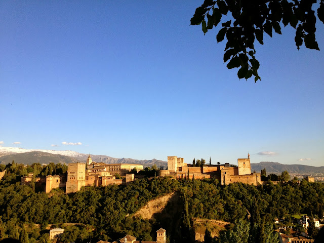 Alhambra palace on Semi-Charmed Kind of Life