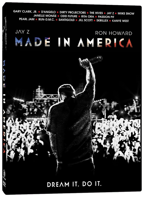 "Win A Free Copy Of Jay-Z & Ron Howard Film ""Made In America"""