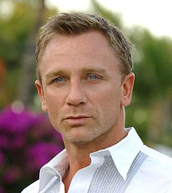 Mens Hairstyles James Bond Popular Haircuts