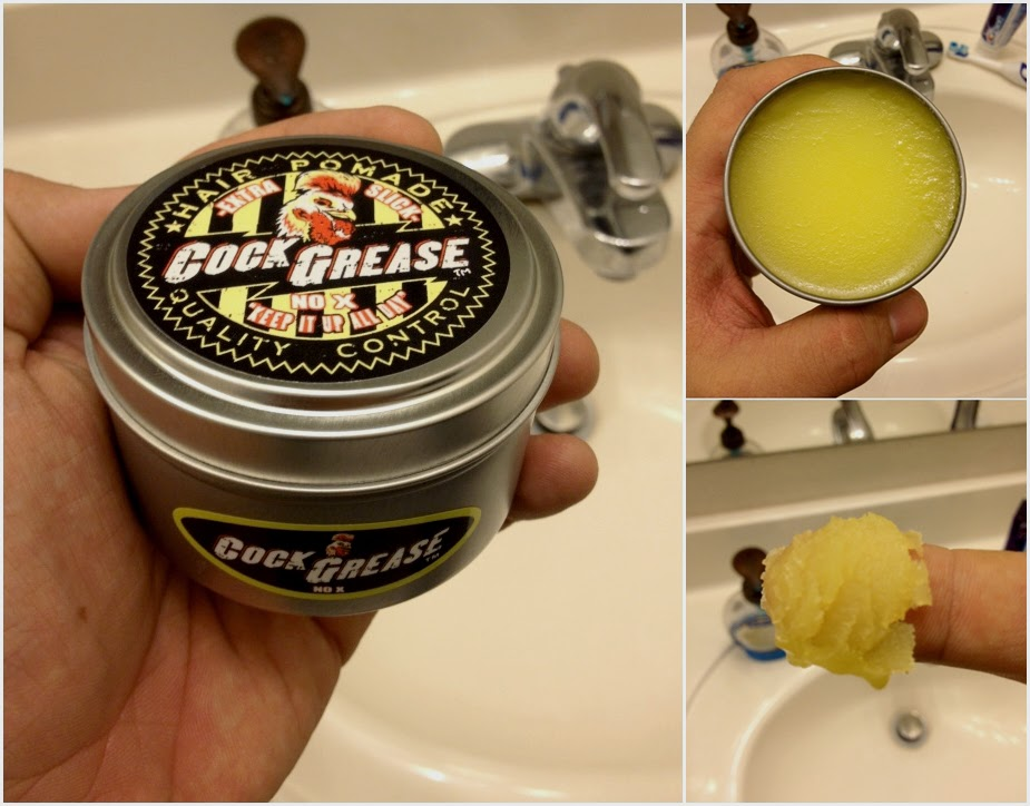 Pomade Cock Grease NO X