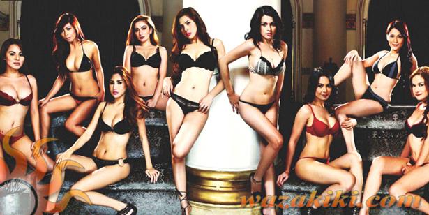 Nude Pinay Models