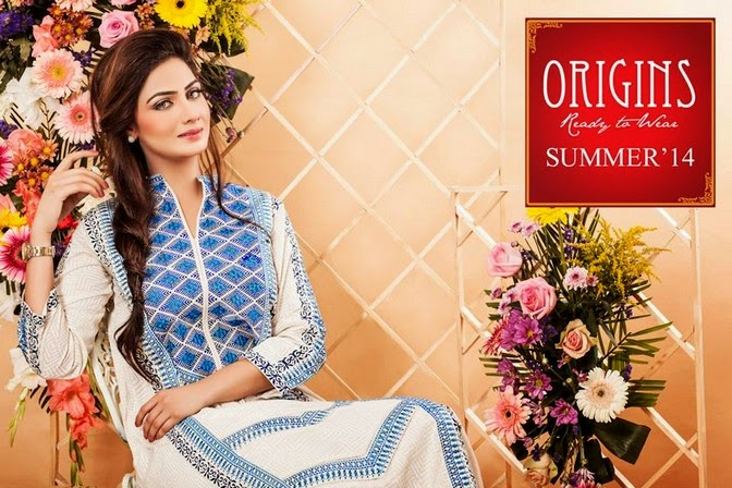 OriginsSummerDressesNewArrivals2014 Fashionhuntworldblogspot 6  - Origins Summer Dresses New Arrivals 2014