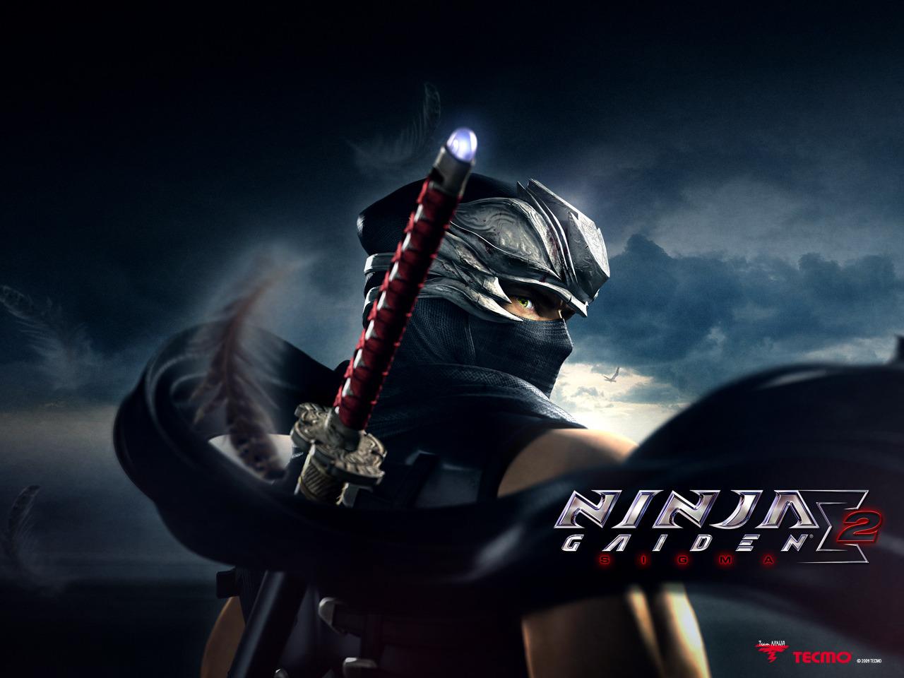 New Ninja Gaiden Sigma 2 Wallpaper | Me-Wallpaper