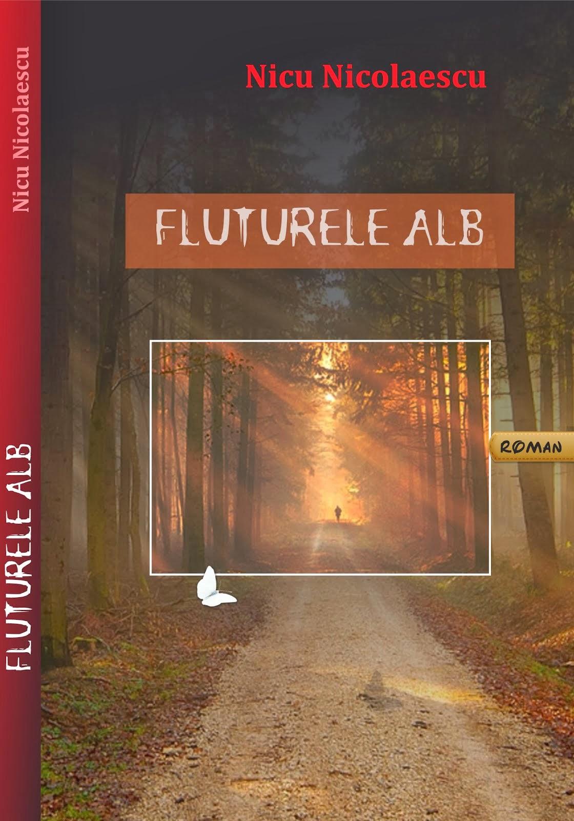 """Romanul """"Fluturele Alb"""" poate fi găsit acum și în rețeaua de librării """"Librarius"""". Lectură plăcută!"""