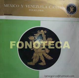MÉXICO Y VENEZUELA CANTAN