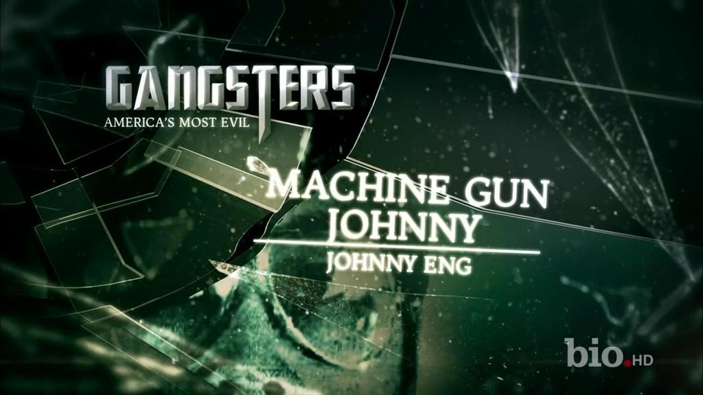 machine gun johnny