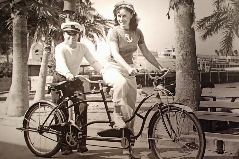 Charlie Chaplin and Paulette Goddard Catalina Island Museum