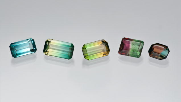 Tallahassee Tourmaline Jewelry