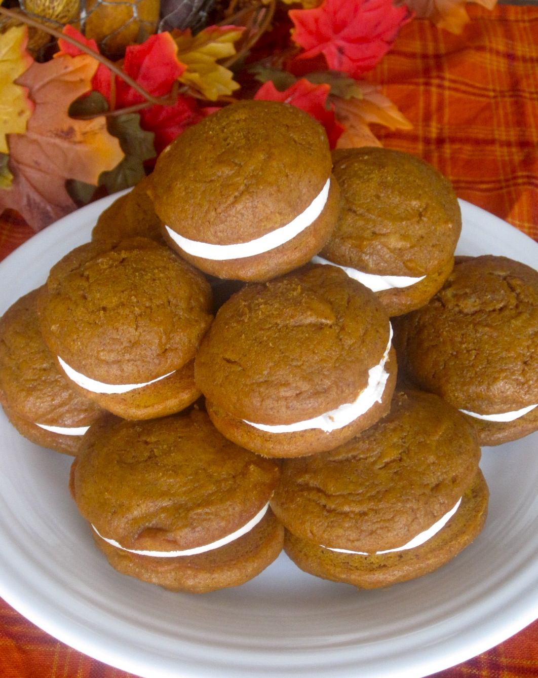 The Cultural Dish: Pumpkin Whoopie Pies