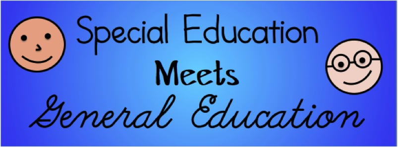 Special Education Meets General Education