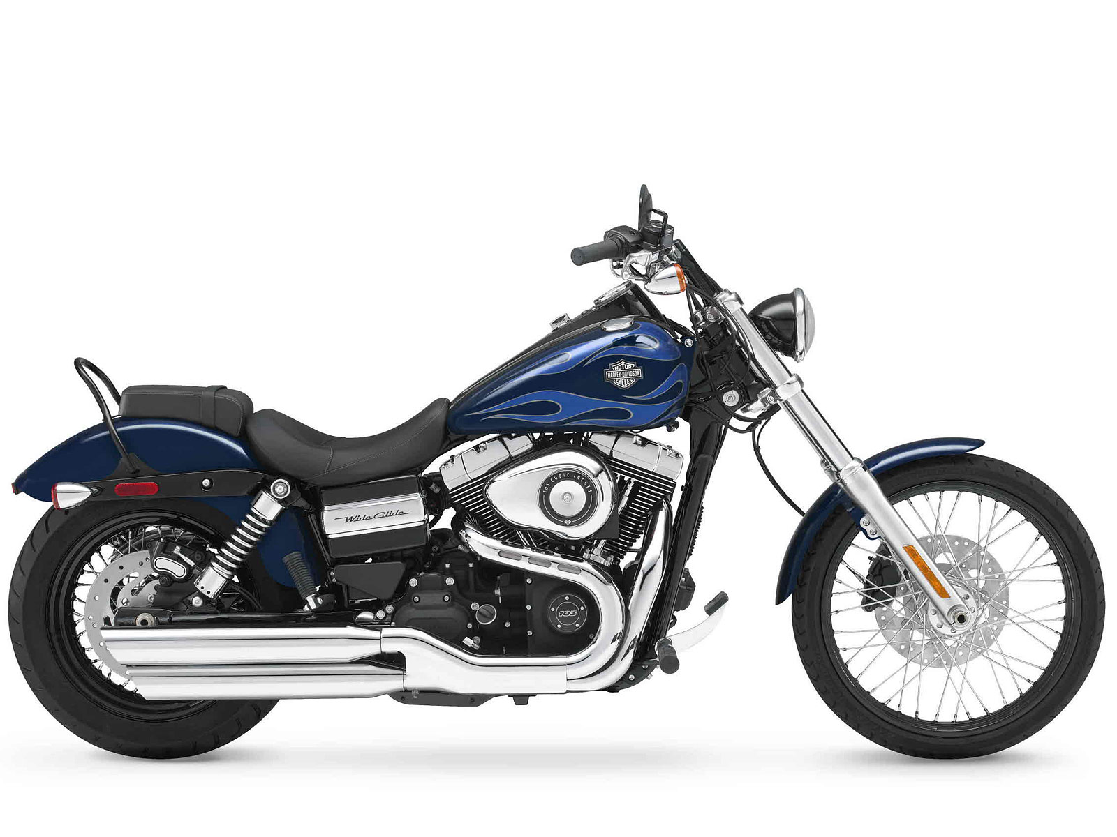 Harley-Davidson... Harley Davidson Wide Glide Specifications