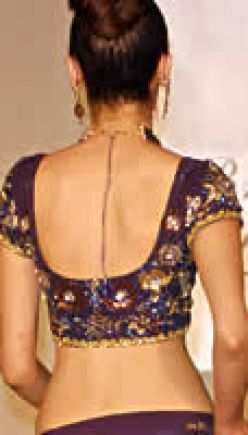 Latest Indian Blouse Designs 2011