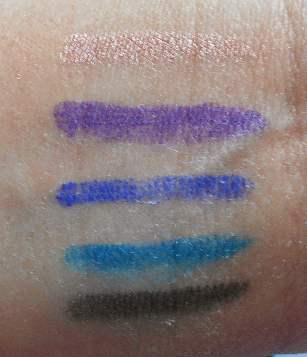 L'Oreal Infallible Silkissime Eyeliners
