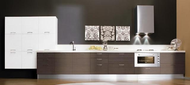 Puertas cl set y cocinas en madera cocinas en pvc for Muebles de cocina modernos color blanco