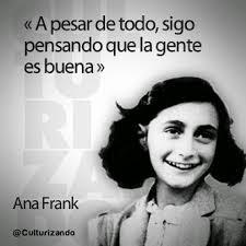 Ana Frank El Muro De Sus Frases
