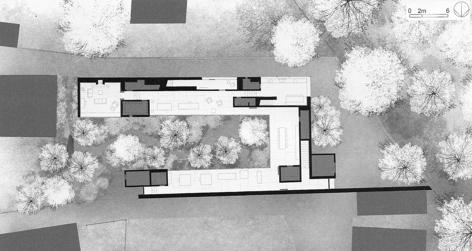 05 haus zumthor 1 600 854 pixels arch drawing for Plan estudios arquitectura