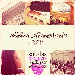 ATIPIKA en Woguers Madrid