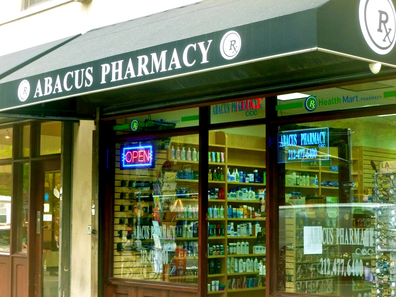 Can i get into a pharmacy program in NYC?