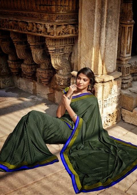 Krishnakali Designer Printed Sarees