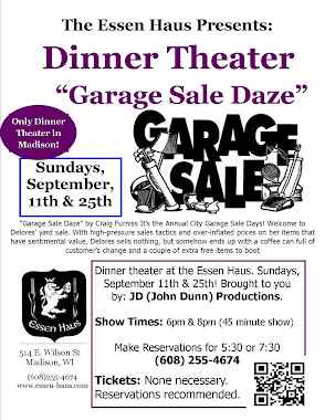 """Garage Sale Daze"" by Craig Furniss"