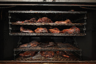 Hill Country Barbecue Market smoker