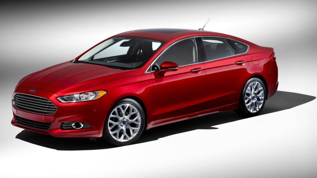 Confirmado: el nuevo Ford Fusion llega a mediados de año ...