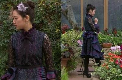park shin hye dress