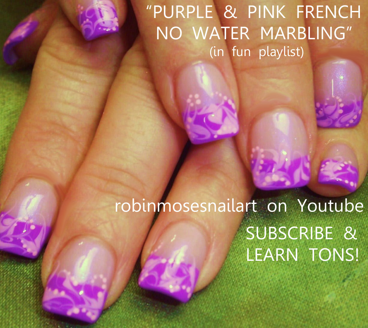 Nail Art By Robin Moses: August 2012