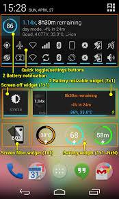 2 Battery Pro Battery Saver v3.16 Apk Screenshot