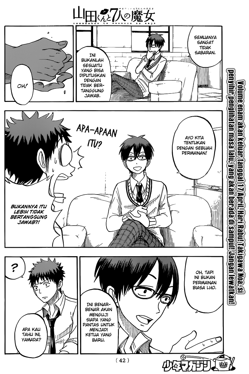 Komik yamada kun 7 nin no majo 056 - ini menggangguku tuan yamada 57 Indonesia yamada kun 7 nin no majo 056 - ini menggangguku tuan yamada Terbaru 4|Baca Manga Komik Indonesia|Mangacan