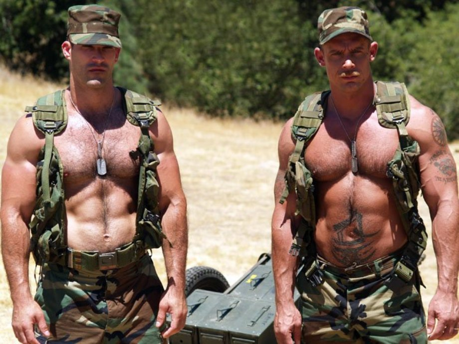 gay in the military Just 15 years ago, openly gay people were banned from serving in the military - now the ministry of defence is asking recruits to declare their sexuality in a bid to improve diversity.